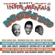 Various<br>Mighty Instrumentals R&B-Style 1959<br>2CD, Comp